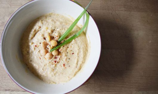 veganes Hummus Rezept – Fitness Blog Coco Collmann