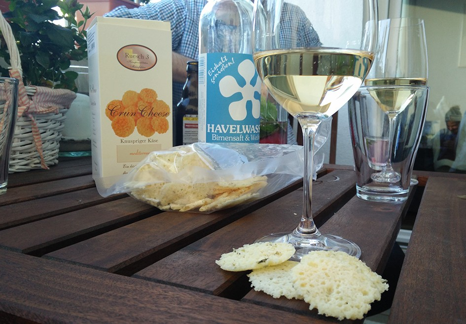 foodvibes - Hanelwaaser und Crun Cheese