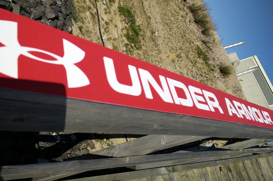 Detail Under Armour