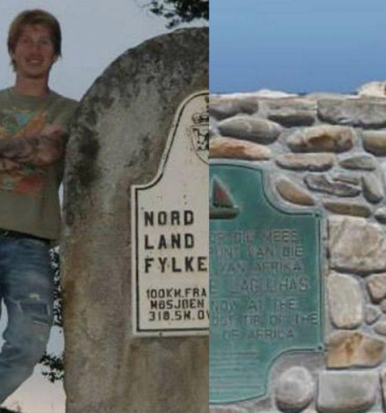 Nordkap vs. Südkap – Zur selben Zeit an beiden Enden der Welt