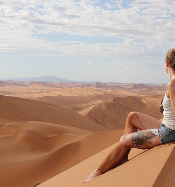 Into the Desert – Sossusvlei