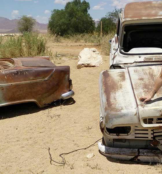 Der Weg aus der Wüste – Walvis Bay & Swakopmund
