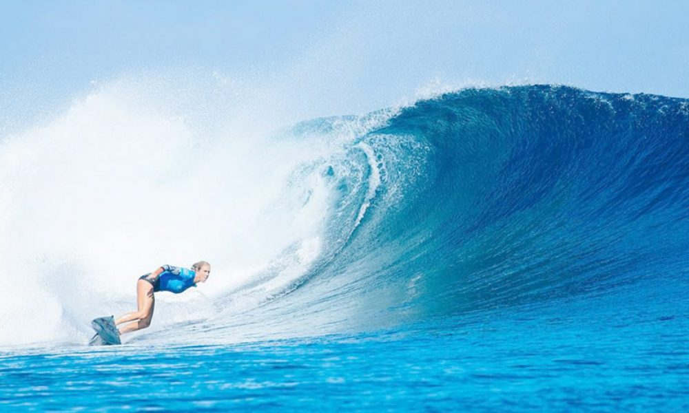SOUL SURFER – Pure Motivation in Person: Bethany Hamilton