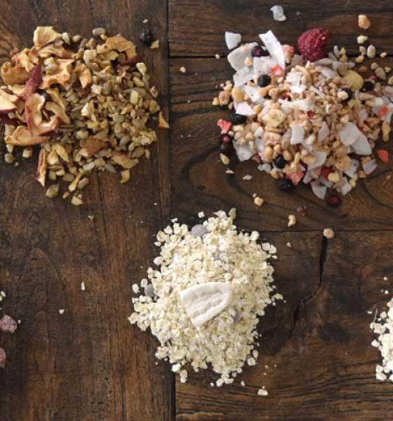 PALEO Müsli & Porridge von mymuesli
