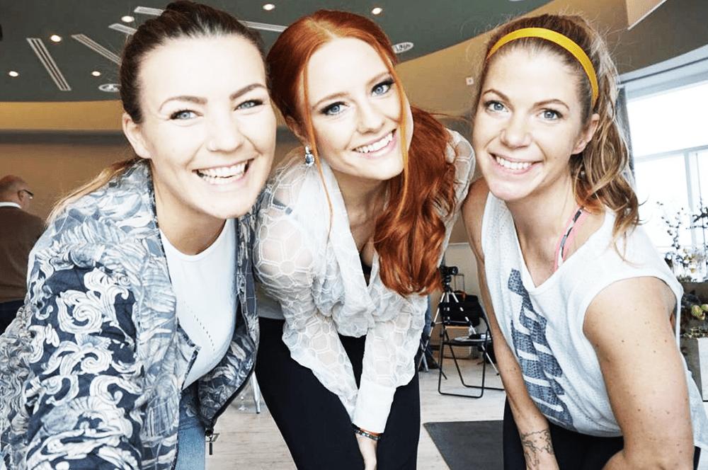 Barbara Meier und Schaebens 30 Minuten Beauty-Programm