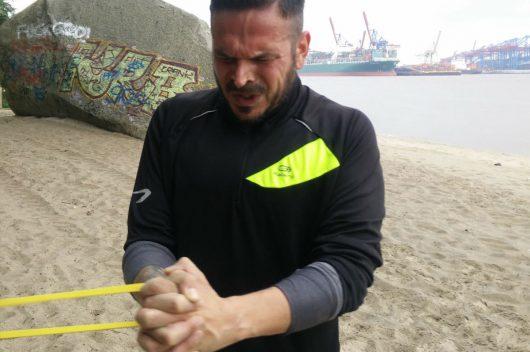Transformation by Personal Trainer Coco Collmann Hamburg