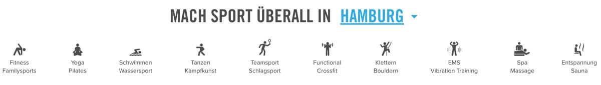 Urban Sports Club Übersicht für Hamburg – Fitness Blog Coco Collmann