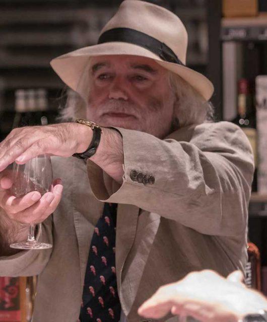 Whisky Tasting mit Jim Murray - Coco Collmann